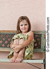 子供, 肖像画