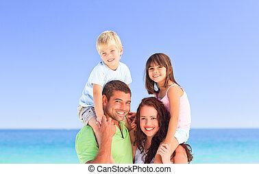 子供, 親, ∥(彼・それ)ら∥, 遊び, 幸せ