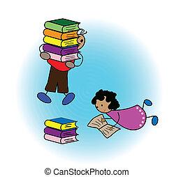 子供, 読む本