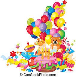子供, birthday