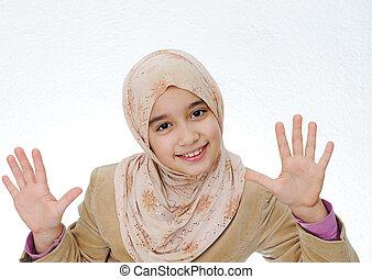 子供, muslim