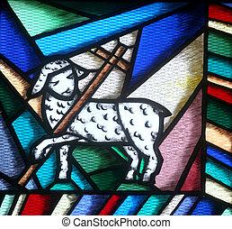 子羊, 神