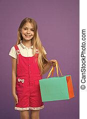 季節的, 夏, かわいい, absolutely, 好き, 女の子, 衣類, 単純である, concept., 女の子, いかに, ティーネージャー, 痛みなさい, 買われた, shopping., 買い物, sale., 子供, benefits., 店, メモ, セール, 届く, bag.