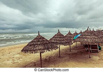 季節, 休日, 浜