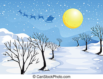 季節, 聖誕節