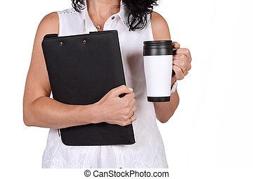 学校教師, ∥で∥, コーヒー, mug.