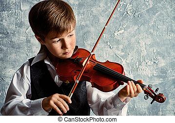 学者, 音楽