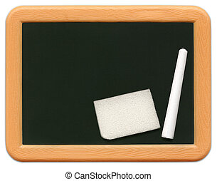 孩子` s, o2, -, 小型, 黑板