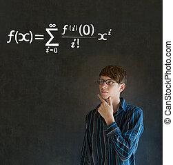 學習, 數學, 或者, 數學, 老師, 由于, ch