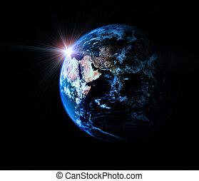 宇宙, 地球