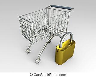 安全である, 買い物