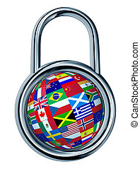 安全, 全球