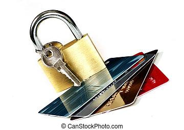 安全, 卡片