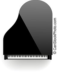宏大的鋼琴, 被隔离