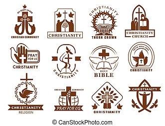 宗教, キリスト教, キリスト教, 正統, アイコン