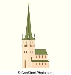 宗教, ベクトル, 教会