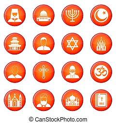 宗教, 圖象, 集合