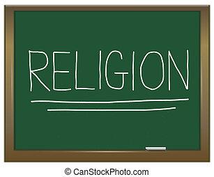 宗教, concept.