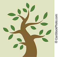 定型, 木, カラフルである, アイコン