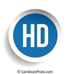 定義, ボタン, -, 高く, ベクトル, hd