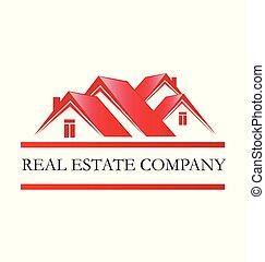 実質, ホームの売却, 財産, アイコン