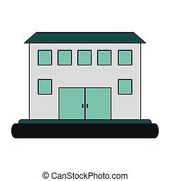 実質, 倉庫, 財産
