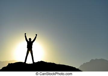 実質, 物語, 成功, &, 喜び, 誇り