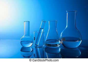 実験室, 化学物質, 装置