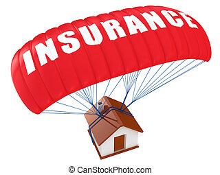 家の 保険, 概念