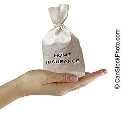 家の 保険, 贈り物