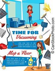 家庭杂务, 家庭, 工具, 家务劳动, 或者