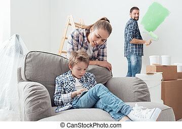 家庭革新, 家庭