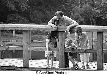 家庭, 上, 橋梁