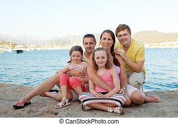 家庭, 度假