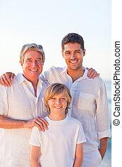 家族の 肖像画