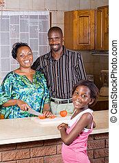 家族, アフリカ