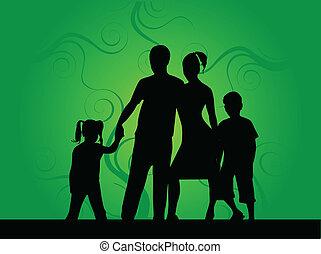 家族, プロフィール