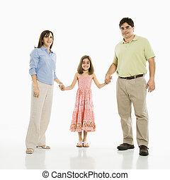 家族, 保有物, hands.