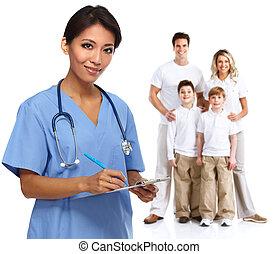 家族 医者