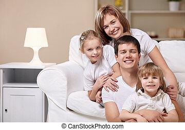 家族, 夜