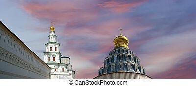 家父長制である, 少佐, monastery)--, 修道院, 1656, 正統, (voskresensky,...