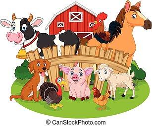 家畜, 漫画, コレクション