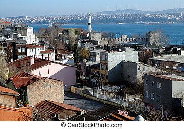 家, イスタンブール