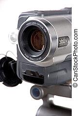 家, カメラ, ビデオ