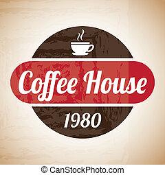 家, コーヒー