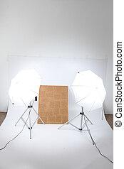家, 写真の スタジオ