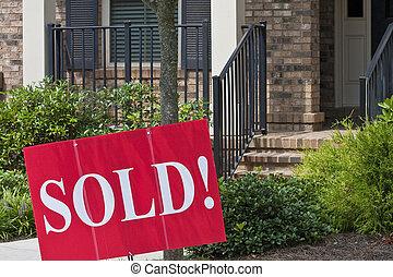 家, 出售