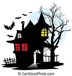 家, 吸血鬼