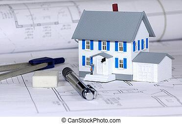 家, 建造者