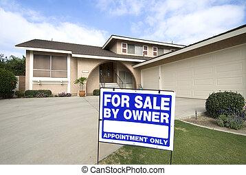 家, 待售